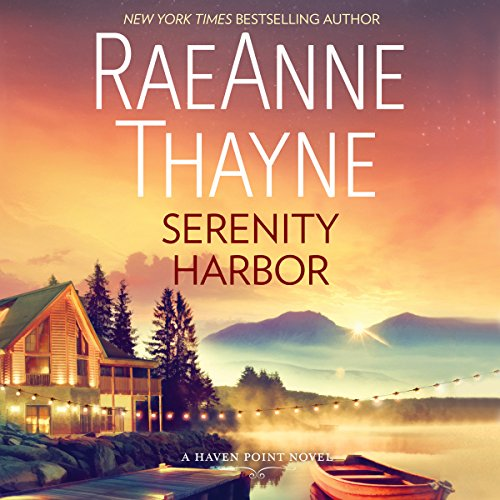 Serenity Harbor audiobook cover art