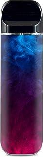 ملصق IT'S A SKIN من الفينيل للدخان Novo Pod System Vape غطاء الأكمام / الأزرق الوردي الدخان سحابة