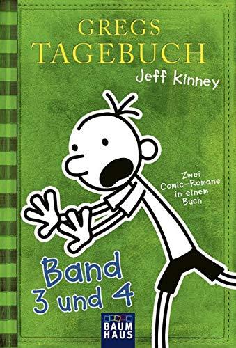 Gregs Tagebuch – Band 3 und 4: Doppelband (Greg Bundles)