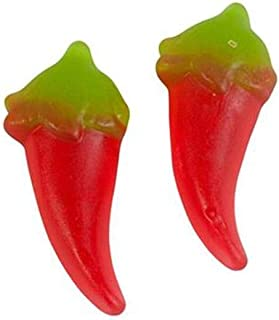 Yummi Yummi Hot Chili Pepper Fruchtgummi S 1kg