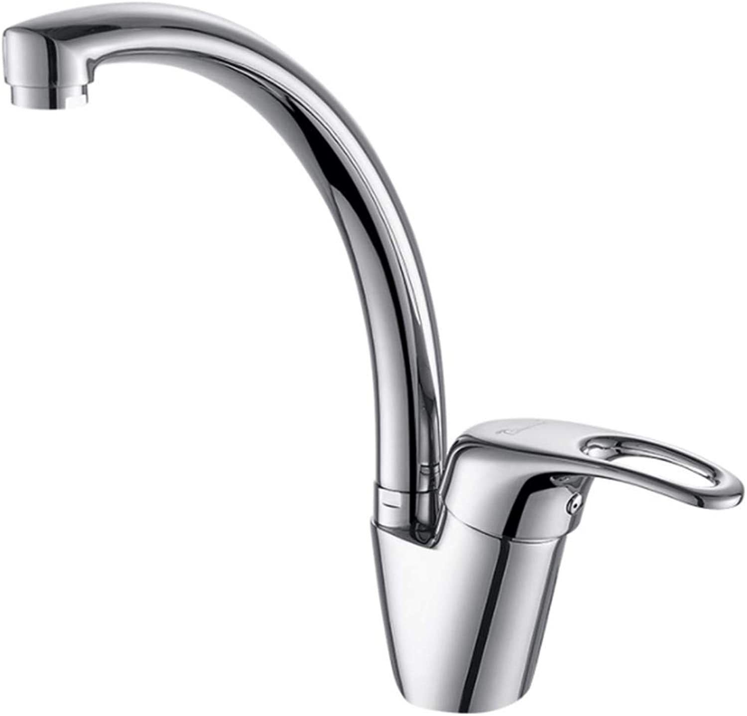 Copper Kitchen Faucet Classic Cold and hot Flume wash Vegetable Basin Faucet