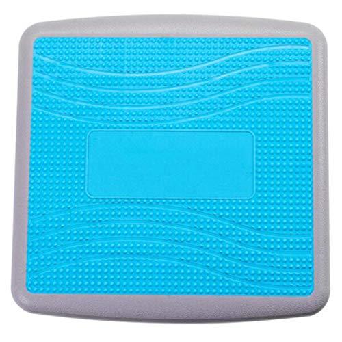 lxfy Wobble Balance Board, rutschfeste TPE-Oberfläche aus gesundem Material, Core Trainer für Gleichgewichtstraining und Training, Anti-Fatigue-Wobble-Fußwippe für Kinder und Erwachsene