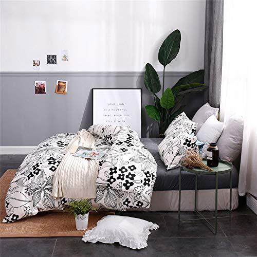 DaMai's Home Lichtgewicht superzacht beddengoedset lotus print driedelig pak warm houden droog houden