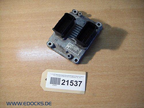 Motorsteuergerät Steuergerät Agila A Astra G Corsa C 1,0 1,2 Z10XE Z12XE Opel