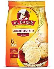 Al Baker Chakki Fresh Atta Flour, 2kg