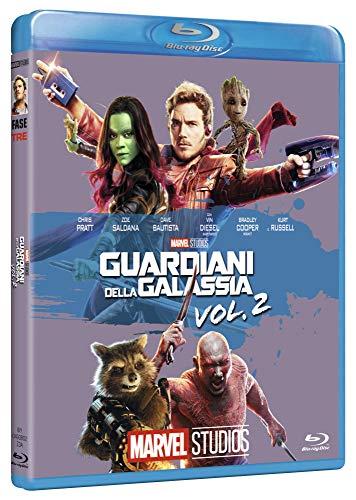 Guardiani Della Galassia Vol.2 (Edizione Marvel Studios 10 Anniversario) [Italia] [Blu-ray]