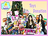 Clip: Huge Toys Donation with Princess ToysReview Toy Drive