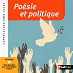 Poésie et politique (anthologie) d'Anthologie