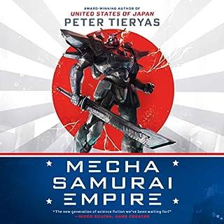 Page de couverture de Mecha Samurai Empire