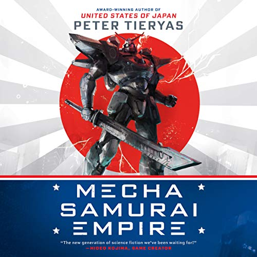 Mecha Samurai Empire cover art