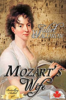 Mozart's Wife by [Juliet Waldron]
