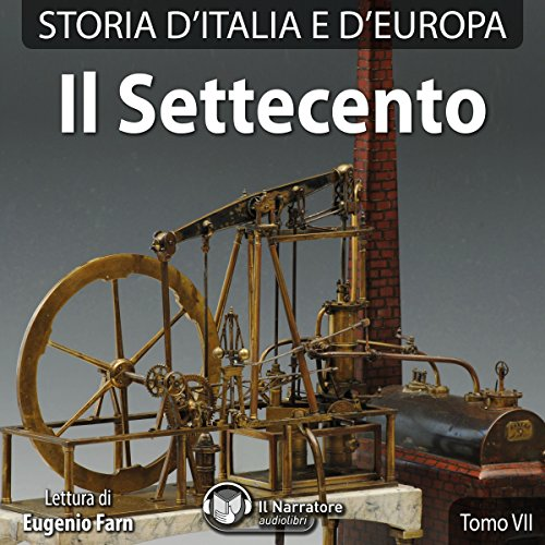 Il Settecento audiobook cover art