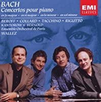 Bach;Piano Concertos