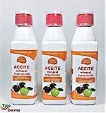 Todo Cultivo Aceite de Invierno Oleotion 3 uds. de 250 ml. Insecticida de Aceite de parafina....