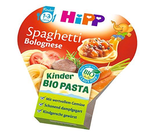 HiPP Spaghetti Bolognese Bio, 6er Pack (6 x 250 g)