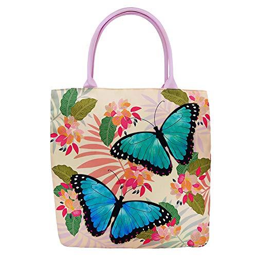 AMAZON LOVE Tote Bag Rosa