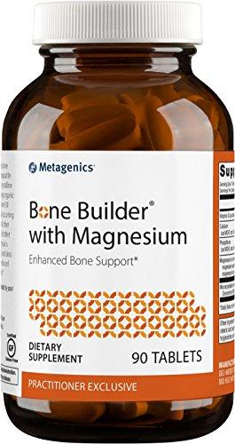 Metagenics - Bone Builder with Magnesium, 90 Count
