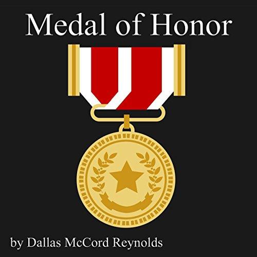 Medal of Honor audiobook cover art