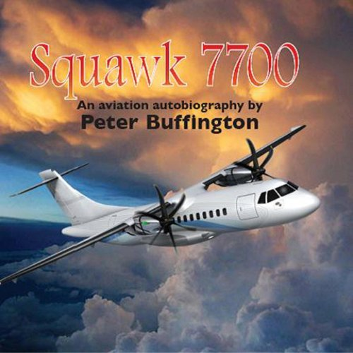 Squawk 7700 audiobook cover art