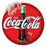 Coca-Cola Enjoy Coca Cola sticker decal 4' X 4'
