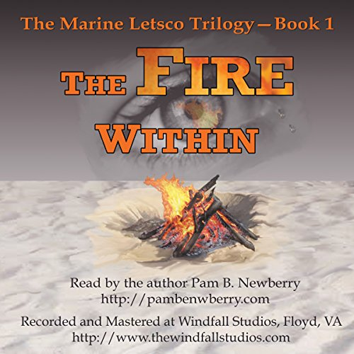 The Fire Within audiobook cover art