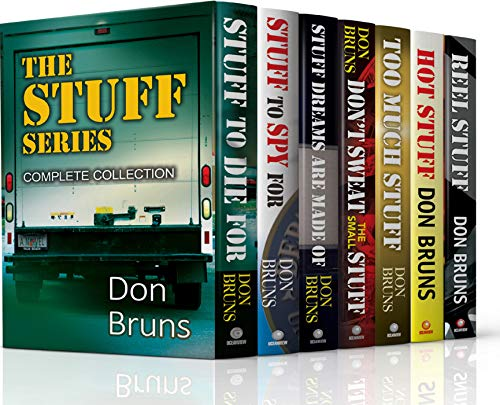 Image of The Stuff Series Collection (The Stuff Series, Books 1-7)