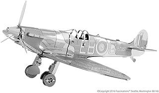 Supermarine Spitfire Modelo de Metal en 3D de Fascinations