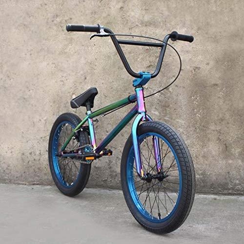 SWORDlimit Bicicleta de Estilo Libre de 20 Pulgadas BMX para
