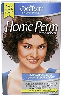 Ogilvie The Original Home Perm, For Normal Hair Now With Extra Body by Ogilvie