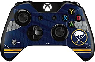 Skinit Decal Gaming Skin for Xbox One Controller - Officially Licensed NHL Buffalo Sabres Home Jersey Design