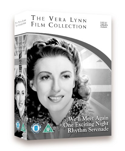 Vera Lynn Film Collection: We'll Meet Again / Rhythm Serenade / One Exciting Night / You Can't Do Without Love [3 DVDs] [UK Import]