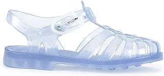 Sandales en Plastique uni Sun 201CRISTAL
