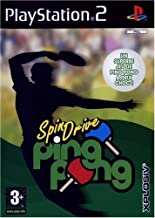 Spin Drive Ping Pong [Playstation 2]