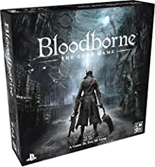 Tv to table - set in the world of the fan-favorite blood borne video game on playstation 4 and designed by the acclaimed Eric m. Lang. Hunt for upgrades - players PA and strengthen their hunters as they delve deeper into the chalice dungeon. Unpredic...