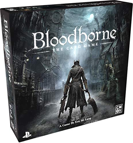 Cool Mini or Not CMNBBN001 Bloodborn Kartenspiel