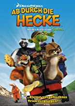 Over the Hedge Movie Poster (27 x 40 Inches - 69cm x 102cm) (2006) German -(Bruce Willis)(Garry Shandling)(Steve Carell)(Shane Baumel)(Thomas Haden Church)