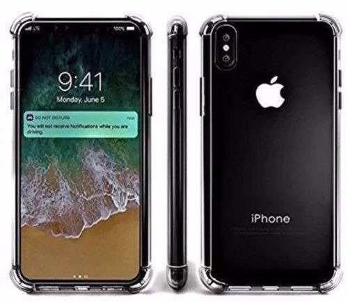 Capa Antishock e Impacto para Novo Apple Iphone X ou XS