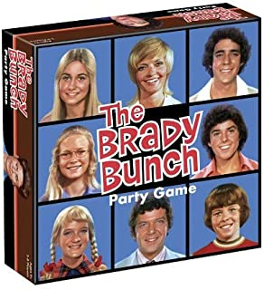 big g creative The Brady Bunch Party Game