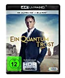 James Bond - Ein Quantum Trost (4K Ultra HD) (+ Blu-ray 2D)
