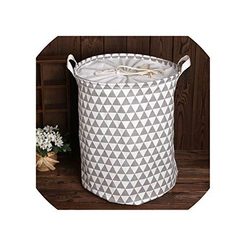 Laundry Basket Bag Clothes Organizer Home Sundries Picnic Basket Toy Storage Basket Laundry Kitchen Hamper Cesto Wasmand,013