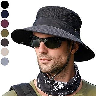 anaoo Sombrero de Hombre Gorra de Verano Sombrero Pesca del