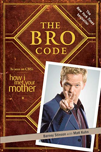 Bro code: Barney Stinson