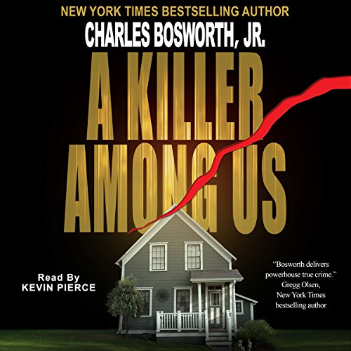 A Killer Among Us audiobook cover art