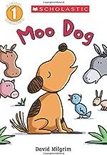 Moo Dog (Scholastic Reader, Level 1)