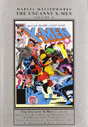 Compare Textbook Prices for Marvel Masterworks: The Uncanny X-Men Vol. 11  ISBN 9781302915186 by Claremont, Chris,Romita, John,Milgrom, Al,Smith, Paul,Leialoha, Steve