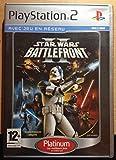 Star wars Battlefront 2 - Platinum