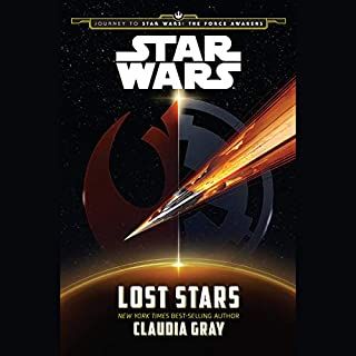 Star Wars: Lost Stars                   By:                                                                                                                                 Claudia Gray                               Narrated by:                                                                                                                                 Pierce Cravens                      Length: 11 hrs and 41 mins     7,192 ratings     Overall 4.6
