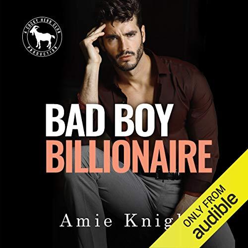 Bad Boy Billionaire cover art