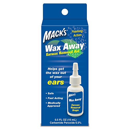 Medically-approved ear drops safely and gently remove excess earwax (cerumen) Fast-acting agent is formulated to target earwax, and foam on contact, helping to soften, loosen and break up hardened/impacted cerumen Moisturizing agent helps loosen earw...