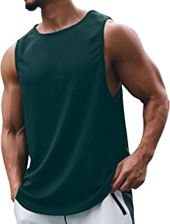 Happy Life Mens T-Shirt Space V-Neck Tank Top Vest Tshirt D606